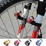 billige Sykkellykter og reflekser-Hodelykter Frontlys til sykkel sikkerhet lys Laser Sykling Justerbart Fokus knapp batteri 18650 Lumens Batteri Camping/Vandring/Grotte