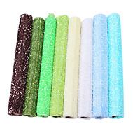 billige -3.6m * 0.5m ren farge snø punkt gasbind emballasje gasbind gavepapir