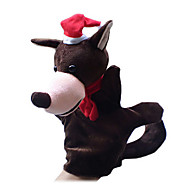 指人形 おもちゃ ウルフの頭 アイデアジュェリー 男の子 女の子 2 小品
