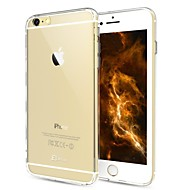 Case สำหรับ Apple iPhone 6 Plus / iPhone 6 Transparent ปกหลัง สีพื้น Hard พีซี สำหรับ iPhone 6s Plus / iPhone 6s / iPhone 6 Plus