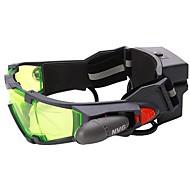 Night Vision Goggles Ajustabil Rezistent la apă Aburire Utilizare Generală