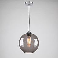 cheap Pendant Lights-Pendant Light Ambient Light - Mini Style, Rustic / Lodge Vintage Bowl Globe Island Drum Lantern Country Traditional / Classic Modern /