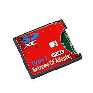 SD、SDHC、SDXCの高速極端なコンパクトフラッシュCFタイプに私は16/32/64/128 GB用のアダプタ
