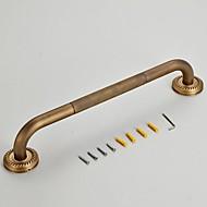 お買い得  タオルかけ-手すり / アンティーク真鍮 アンティーク