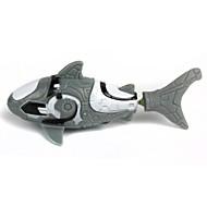 hesapli Havuz ve Su Eğlencesi-Robo Balık Su Oyuncakları Oyuncaklar Su Geçirmez Kediler Shark Plastik 1 Parçalar Çocuklar için Yılbaşı Doğum Dünü Çocukların Günü Hediye