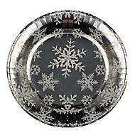 ペーパー ディナー皿 食器類 - 高品質 27.0*27.0*1.0 0.02