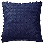 patchwork moderno sentiu capa de travesseiro decorativo