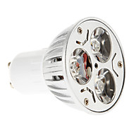 GU10 LED Spotlight 3 15-20/30-35 lm Red Blue 460-470/620-630 K AC 85-265 V