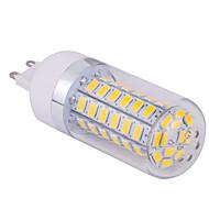 billige Bi-pin lamper med LED-15W G9 LED-kornpærer T 60 SMD 5730 1500 lm Varm hvit / Kjølig hvit AC 85-265 V 1 stk.