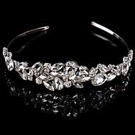 Ženy Malé družičky Sterlingové stříbro Slitina Přílba-Svatba Zvláštní příležitost Čelenky Květiny Çelenkler Jeden díl
