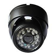 billige Utendørs IP Nettverkskameraer-dome utendørs ip kamera 720p e-post alarm nattesyn bevegelsesvarsling p2p