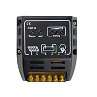 y-solar 10a solar, controlador de carga 12v 24v detector cmp12