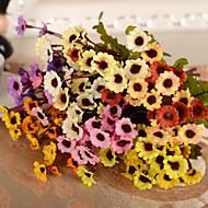 billige Kunstig Blomst-Kunstige blomster 1 Afdeling Moderne Stil Krysantemum Bordblomst