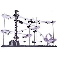 spacerail Level 1 5000mm Vorführmodell Spielzeugautos Marmorschienen-Sets Baukasten Erektorset Spielzeuge Weicher Kunststoff Stücke