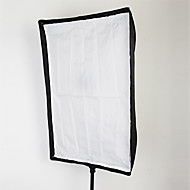 "paraply typen firkantet softboks reflekterende paraply 60x90cm (24 ""x35"") for speedlight"