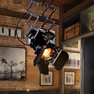 billige Spotlys-Spotlys Opplys - Stearinlys Stil, Rustikk / Hytte, 110-120V 220-240V Pære ikke Inkludert
