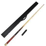 cheap Billiards & Pool-Three-quarter Two-piece Cue Cue Sticks & Accessories Pool English Billiards Snooker Wood