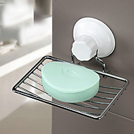 cheap Aluminum Series-Soap Dishes & Holders High Quality Contemporary Stainless Steel + A Grade ABS 1 pc - Hotel bath Wall Mounted