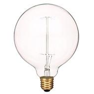 baratos Incandescente-480 lm E26/E27 Lâmpadas de Filamento de LED 1 leds Branco Quente AC 220-240V