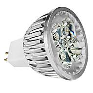 4W GU5.3(MR16) LED Spot Işıkları MR16 4 led Yüksek Güçlü LED Kısılabilir Sıcak Beyaz Serin Beyaz Doğal Beyaz 350lm
