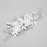 billige Bryllup Hovedbeklædning-imiteret perle legering hår kamme hovedstykke klassisk feminin stil