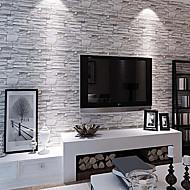 ארט דקו טפט עבור בית עכשווי וול כיסוי , PVC/Vinyl חוֹמֶר דבק נדרש טפט , Wallcovering חדר