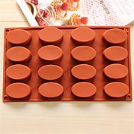 baratos Moldes para Bolos-Ferramentas bakeware Plástico Bolo Moldes de bolos 1pç