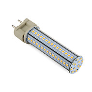 12W G12 LED-kornpærer T 102 leds SMD 2835 Dekorativ Varm hvit Kjølig hvit Naturlig hvit 3000-7000lm 3000K-7000KK AC 85-265 AC 220-240 AC