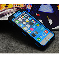 billiga Mobil cases & Skärmskydd-fodral Till iPhone 6s Plus iPhone 6 Plus Apple iPhone 6 Plus Skal Mjukt TPU för iPhone 6s Plus iPhone 6 Plus