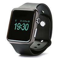 tanie Inteligentne zegarki-Inteligentny zegarek D Watch na iOS / Android Czasomierz / Stoper / Rejestrator aktywności fizycznej / Rejestrator snu / Pulsometr / Odbieranie bez użycia rąk / Obsługa multimediów / Obsługa aparatu