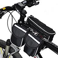 Acacia Cykeltaske <10L Taske til stangen på cyklen Regn-sikker Multifunktionel Cykeltaske 600D Ripstop Cykeltaske Cykling / Cykel