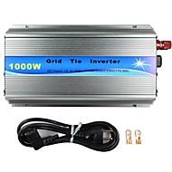 grilă invertor cravată 1000W funcția MPPT pur ieșire 18V 220V sinusoidală micro intrare pe grila cravată invertor 18v 36 celule