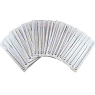 cheap Tattoo Needles, Grips & Tips-Tattoo Needles 50pcs Stainless Steel Professional / Disposable 5 Round Liner