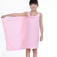 tanie Ręcznik kąpielowy-Najwyższa jakość Ręcznik kąpielowy, Jendolity kolor 100% Micro Fiber Łazienkowe