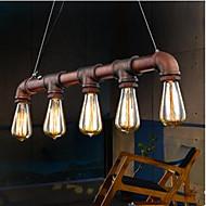 hesapli Life VC-Vintage LED Avize Lambalar Ortam Işığı Yemek Odası Çalışma Odası/Ofis Metal Ampul dahil değil 110-120V 220-240V Beyaz