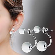 女性 ドロップイヤリング コスチュームジュエリー 銀メッキ オパール ジュエリー 用途