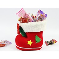 ブーツソックスを群がっクリスマスの飾り