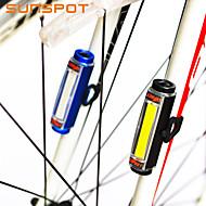 billige Sykkellykter og reflekser-Sykkellykter / Baklys til sykkel / hjul lys / sikkerhet lys LED - Sykling Oppladbar 14500 100 Lumens Batteri / USBCamping/Vandring/Grotte