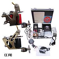halpa -ammatillinen tatuointi kone pakki valmistui asetettu 2 tatuointi kone s