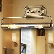ミニスタイル / 電球は含まれています 浴室用照明器具,伝統風/クラシック E12/E14 / E26/E27 メタル
