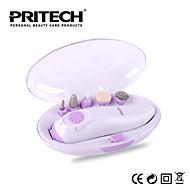 billige -pritech merkevare mini manikyr pedikyr systemet satt spiker verktøy neglelakk redskapsbærer bærbar spiker instrument