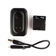 mini-gps tracker locator spion voertuig real time GPS / GSM / GPRS auto voertuig tracker