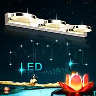 billige Baderomslamper-Moderne / Nutidig Baderomsbelysning Metall Vegglampe IPX4 110-120V / 220-240V 9W