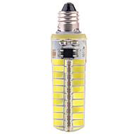 billige Bi-pin lamper med LED-YWXLIGHT® 5pcs 12 W 1200 lm E11 LED-kornpærer T 80 LED perler SMD 5730 Mulighet for demping / Dekorativ Varm hvit / Kjølig hvit 110-130 V / 5 stk. / RoHs