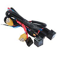 h4 / 9003 soclu siguranță releu conectorului cablajului sârmă far de rapel