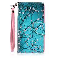 billiga Mobil cases & Skärmskydd-fodral Till Huawei P9 Lite huawei Y560 Huawei Huawei P8 Lite Huawei Honor 5X P9 Lite P8 Lite Huawei-fodral Korthållare Plånbok med stativ