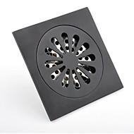 お買い得  アンティーク調銅 Series-排水口金具 コンテンポラリー 真鍮 1枚 - ホテルバス