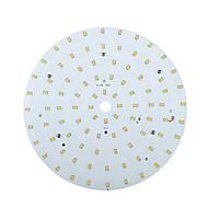 youoklight® 18W 1600lm 3500 / 6000K varm hvit lys / hvit lys 92-2835 SMD LED lyskilde (ac 110 ~ 250v)