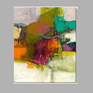preiswerte Artist - K.Alger-Hang-Ölgemälde Handgemalte - Abstrakt Klassisch Segeltuch