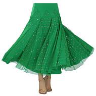 Standardní tance tutu a sukně Dámské Výkon Süt Filtresi Nabírání Sukně / Moderní tanec